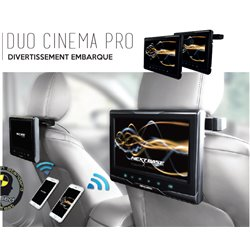 DUO CINEMA PRO WIFI Next Base